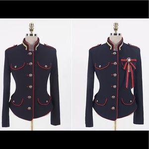 Jackets & Blazers - 2020spring coat vintage elegant cute work style